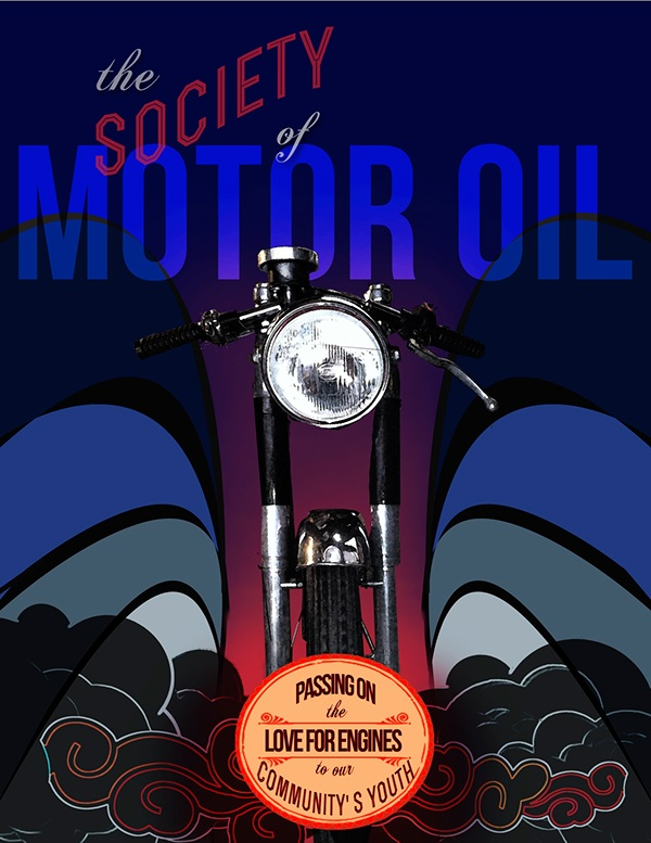 The Society of Motor Oil