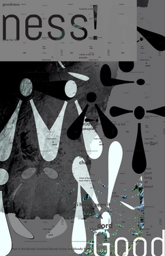 99 Styles Typographic Process Poster