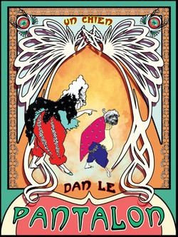 Charette Nouveau Poster