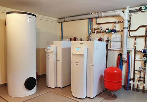 Как организован процесс установки геотермальной системы отопления и горячего водоснабжения – сроки,