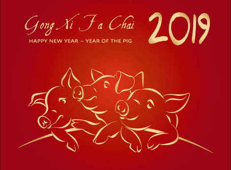 Join us celebrate Chinese New Year