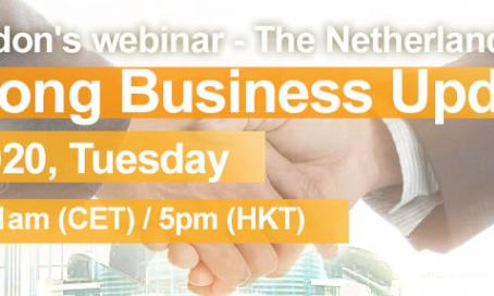Hong Kong Business Update - webinar den 23. juni