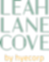 Leah Lane Cove (Main Logo) - RGB - Text