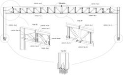 Poutre treilllis Espace 2000