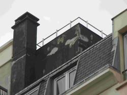 Sinistres en façade