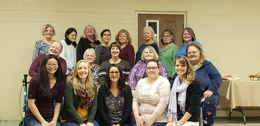 Thankful Sisters Ministry