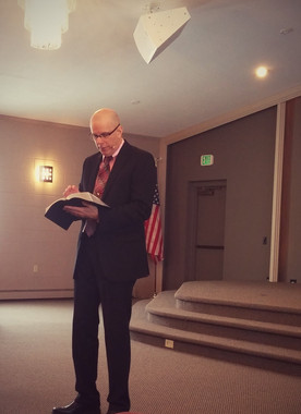 Pastor Jerry Bussell