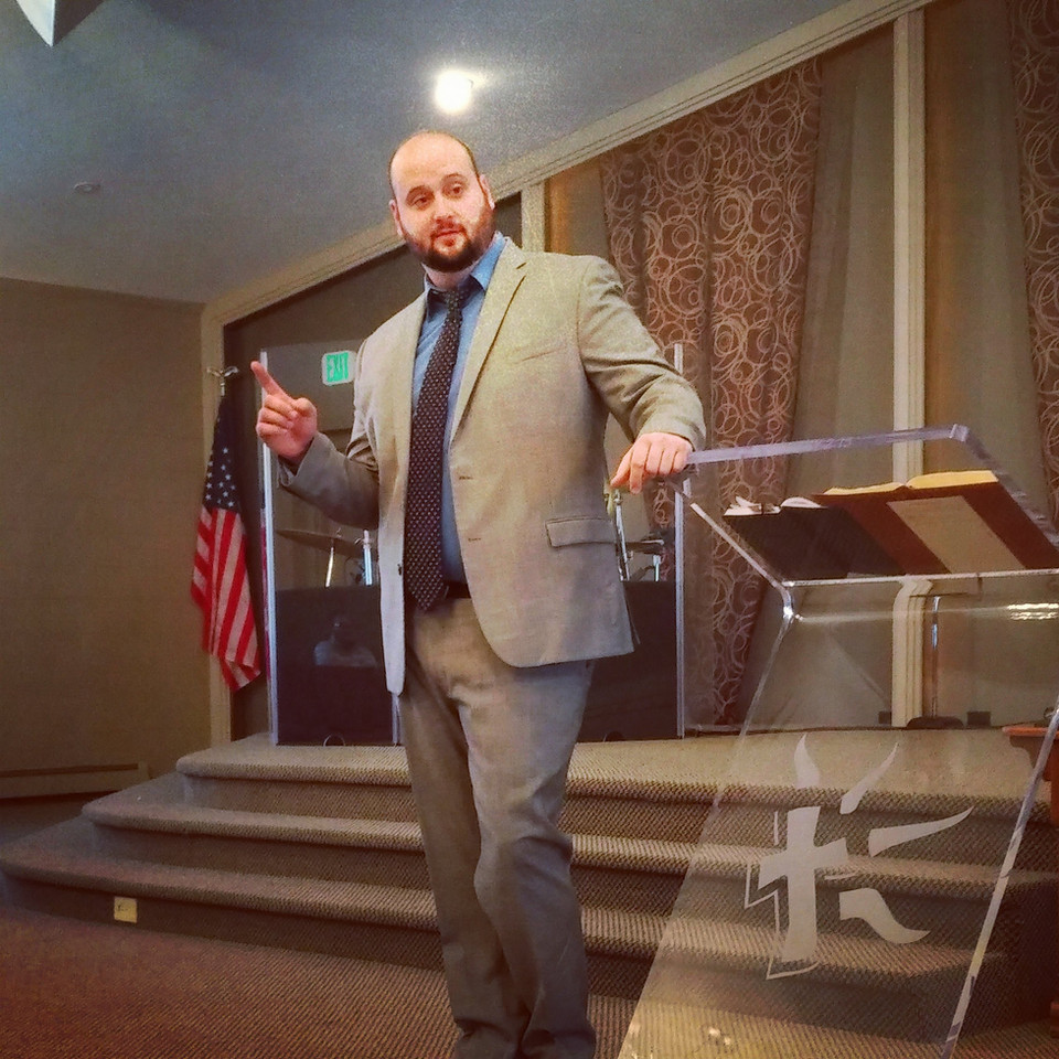 Rev. Evan Bussell