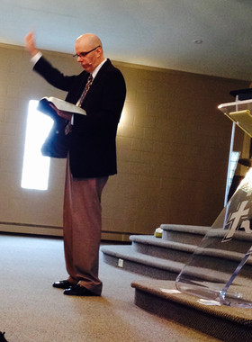Pastor Jerry