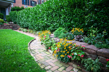Courtyards & Patios 8