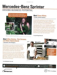 Fast Company Magazine, September 2011