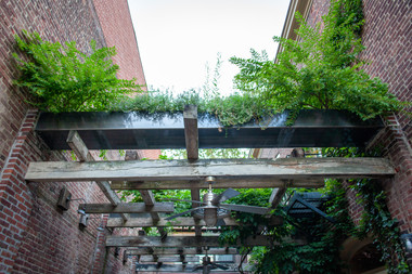 Courtyards & Patios 10