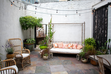 Courtyards & Patios 15