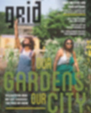 Graceful Gardens Philadelphia Grid Magazine