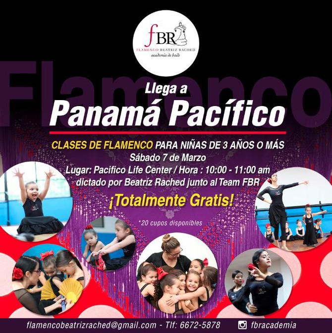 📢FBR llega a Panamá Pacífico❗🤩 Y lo celebramos con una clase gratuita 👏🏼