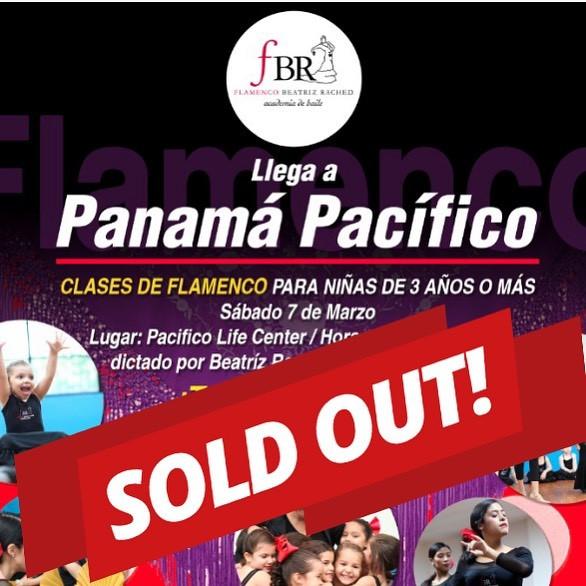 👏🏼🤩💃🏼 OLE Panamá Pacífico
