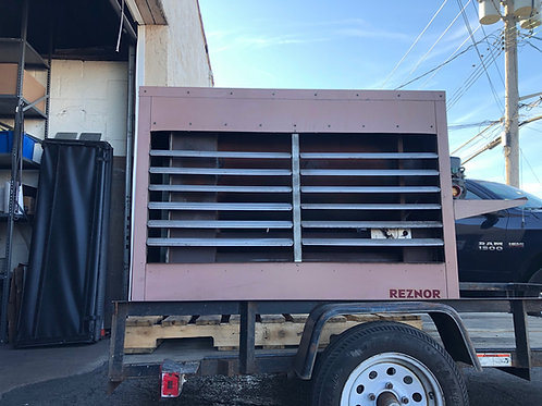 Pre-Owned Waste Oil Heater - REZNOR RAD350