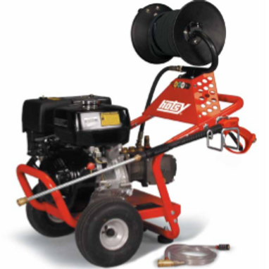 Up to 4000 PSI Cold Water Power Washer - Hotsy DB Series
