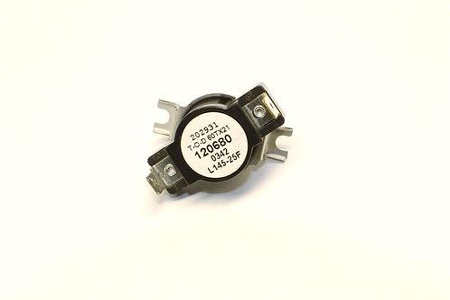 Reznor Limit Control 120680 - LIMIT CONTROL 60TX12-145F, #120680 (2 PACK)