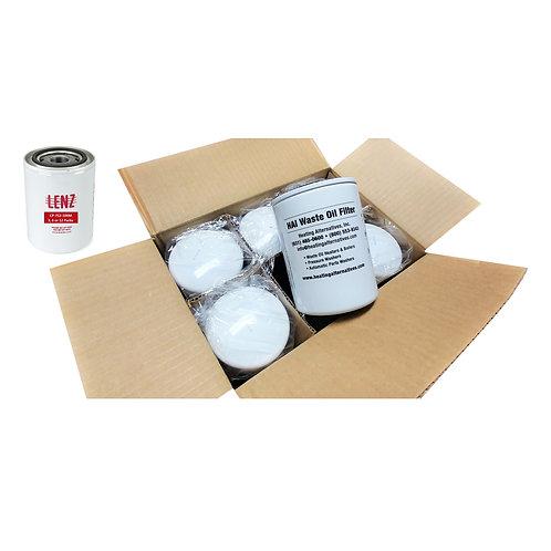 Lenz SpinOn Oil Filter 176535 (LenzCP-752-100M) Single, 3, 6 or 12 Pack