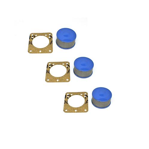 Waste Oil Heater Screen & Gasket - 123450 & 123451