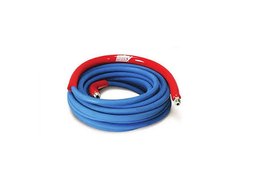 Power Washer Hose, 1-Wire, 3000 PSI, 3/8, 50ft or 100ft