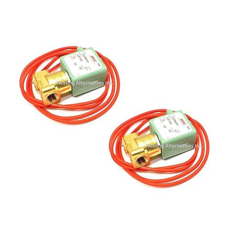2PK - Reznor Fuel / Solenoid Valve 110177 Asco U8256B045V