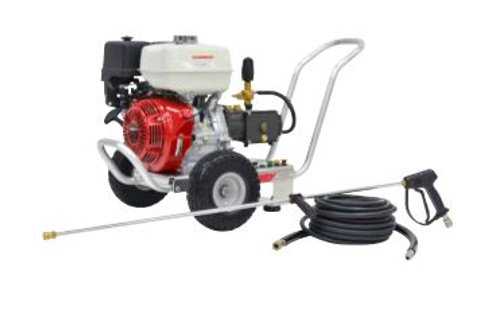 2700 to 4000 PSI Cold Water Power Washer - Powered by Honda Engines