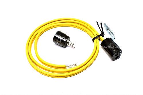 Flame Sensor 123195 for Reznor Clean Burn, EnergyLogic, etc Waste Oil Heaters