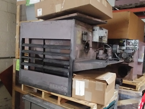 REZNOR RA140 / Pre-Owned Waste Oil Heater - AS IS