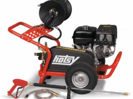 Cold Water Power Washer up to 3500 PSI - Hotsy BX Series