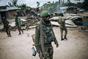 UN accuses multiple countries of quietly sending arms to DR Congo