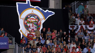 Trump's Duluth Rally Was Filled with Democrats and New Voters