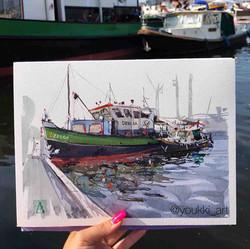 Amsterdam_boat