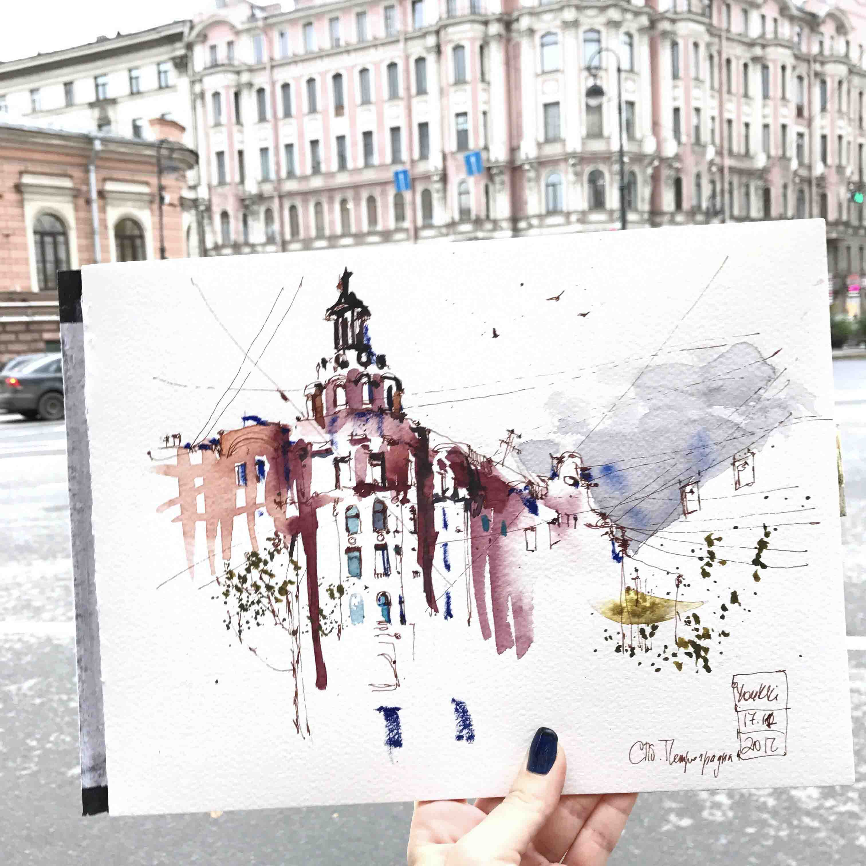 StPETE_Tolstoy_Square