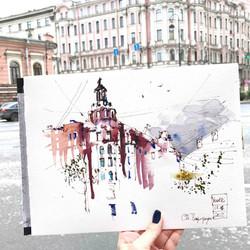 StPETE_Tolstoy_Square