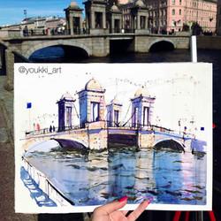 StPETE_Lomonosov_bridge