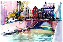 Amsterdam_canal_bridges