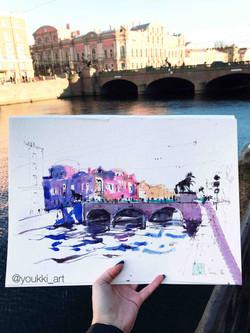 StPETE_Anichkov_bridge