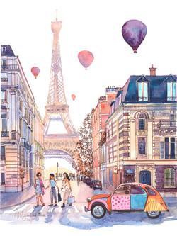 Anastasia Mamoshina Paris