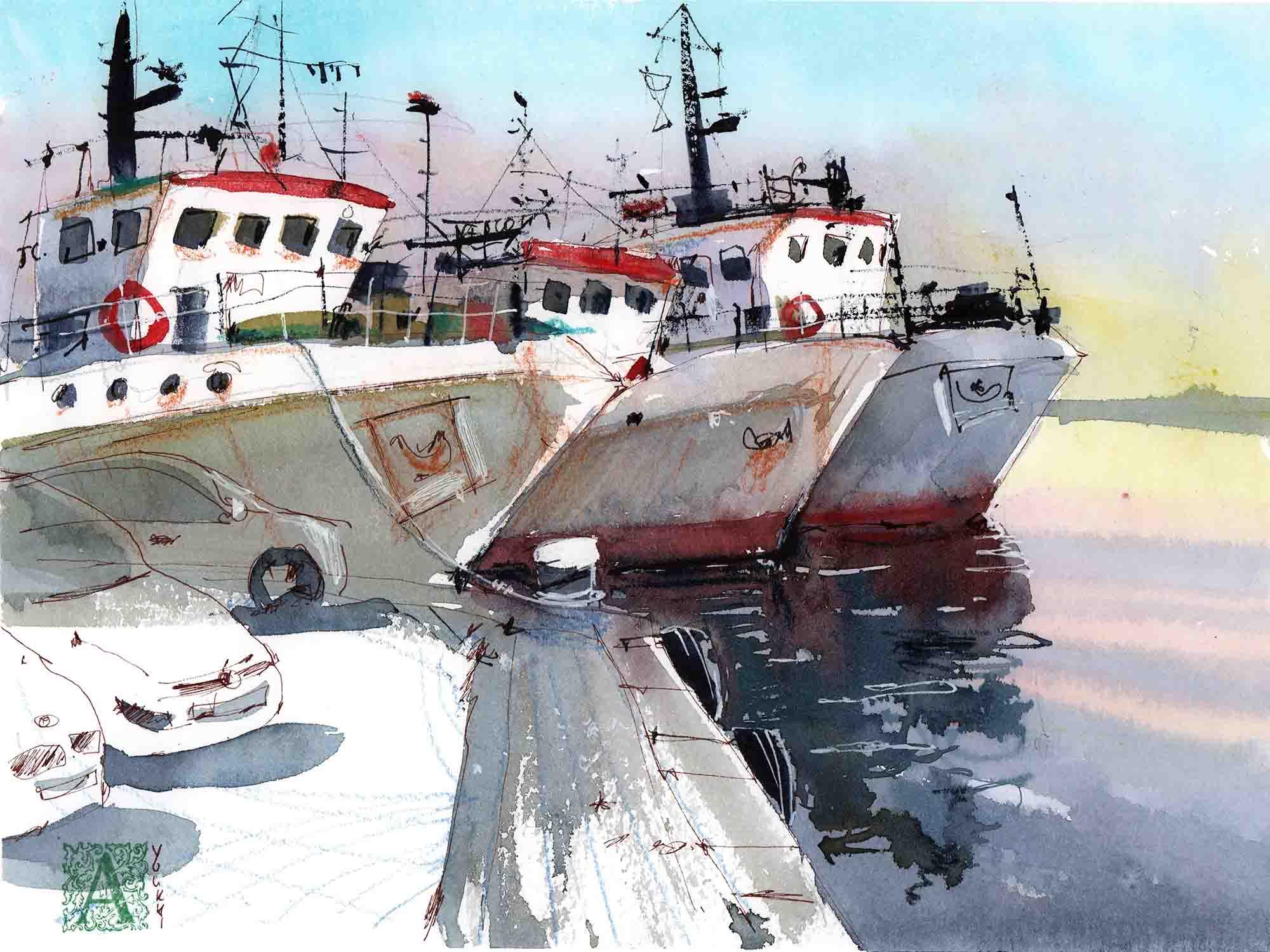 Sozopol_boats