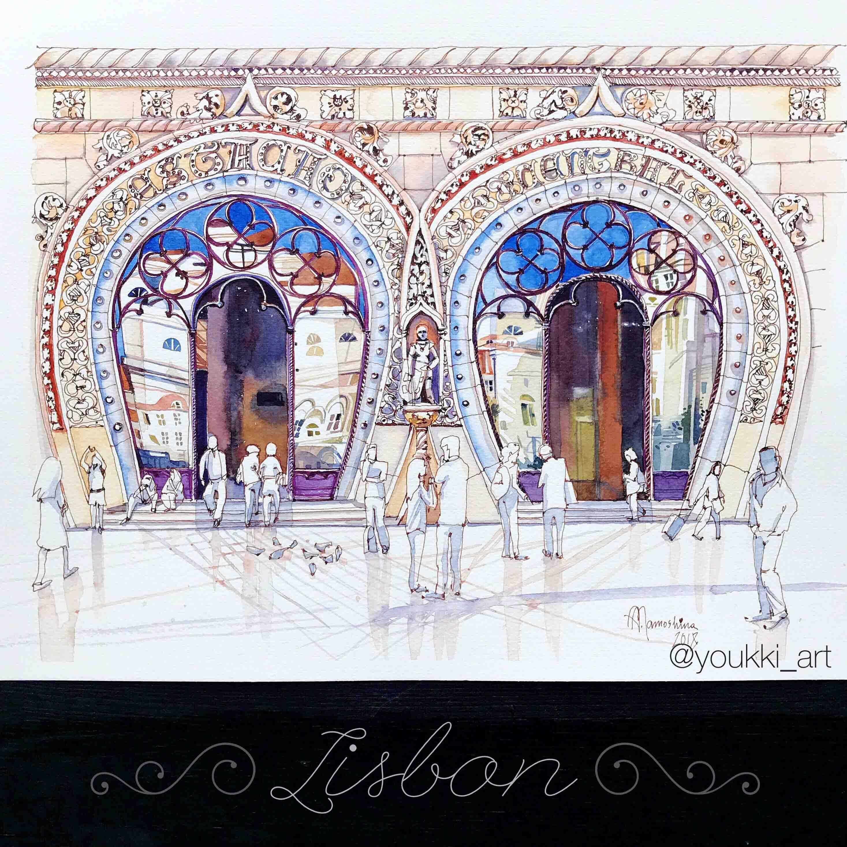 Lisbon_Rosio