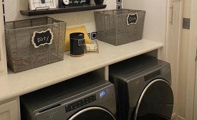 kitchen bath laundry room remodel Katy T