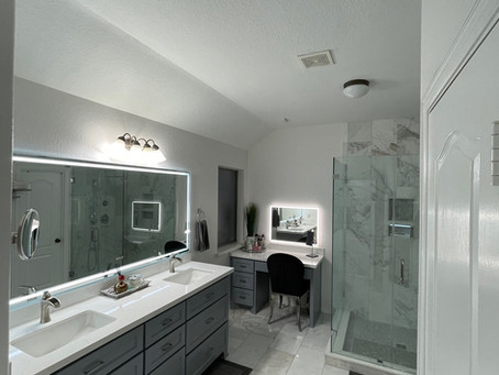 Bath Remodeling Katy Fulshear Richmond Cypress and Beyond!