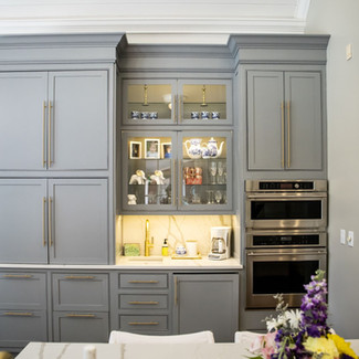 Paint Kitchen Cabinets in Katy?