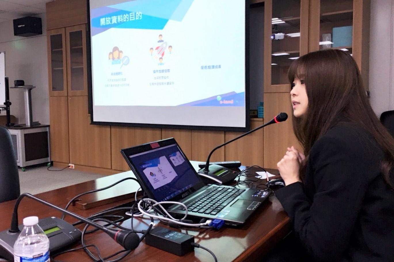 亦思科技受邀於竹科同業公會演講「Open Data 加值」講座