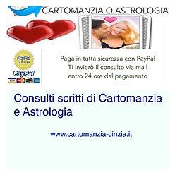 cartomanzia-cinzia.it  Consulti scritti