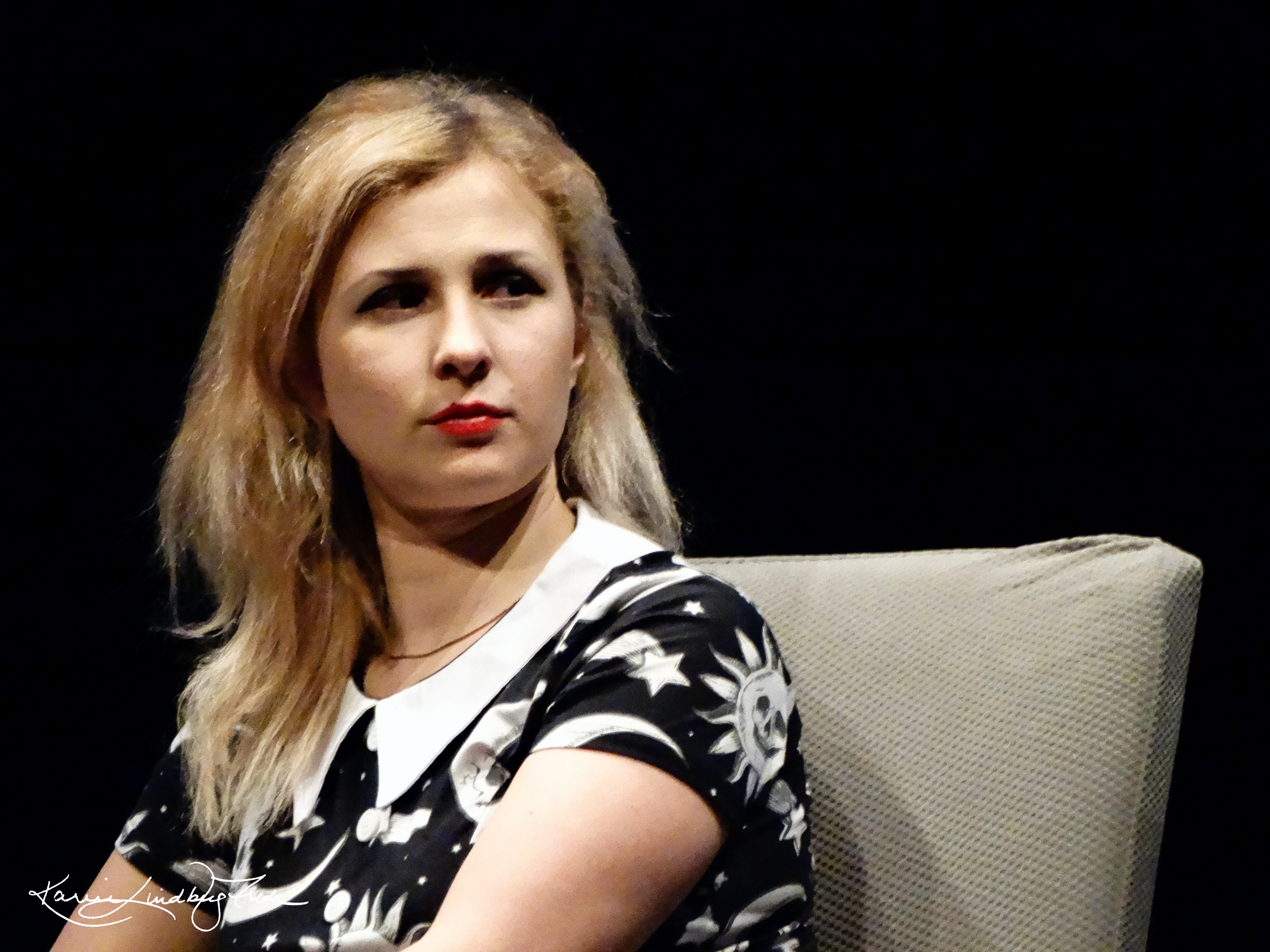 Masha Alyokhina :: Pussy Riot