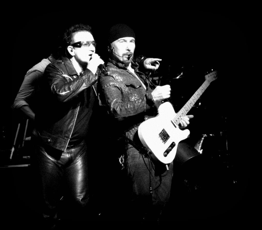 Bono | The Edge | U2