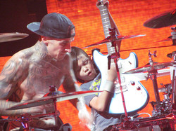 Travis & son :: BLINK 182